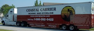 Coastal Carrier Long Distance Movers